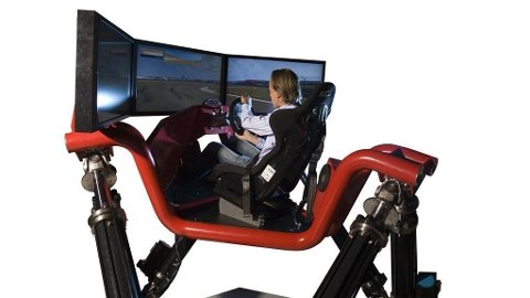 Racing simulators manufacturer Cruden announced the availability of its latest alternative to popular home gaming equipment for motorsport enthusiasts, the Hexatech Formula One simulator.