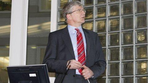 Steinar Juel, sjeføkonom Nordea Markets