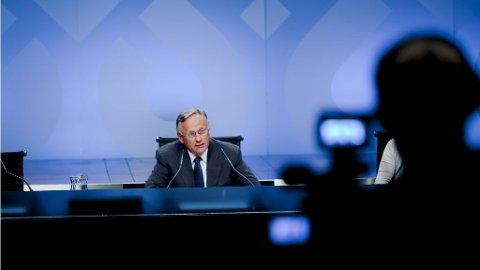 Svein Gjedrem, Norges Bank, sentralbanksjef
