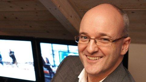 Rune Indrøy,Kommunikasjonsdirektør i TV2.