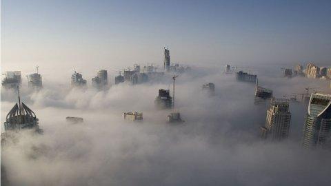 Dubai, skyskrapere