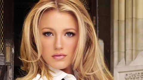 Foto: Blake Lively fra «Gossip Girl» tolker svensk angivelig hissigpropp (The CW/TVNorge/NBC)