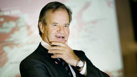 Bjørn Kjos, Norwegian Air Shuttle