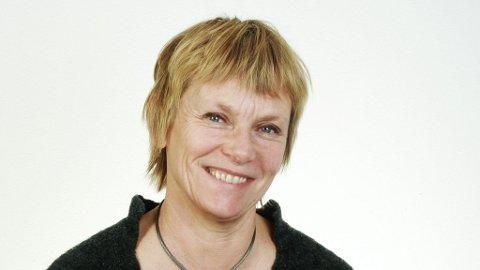 Hilde Haugsgjerd, sjefredaktør i Aftenposten.