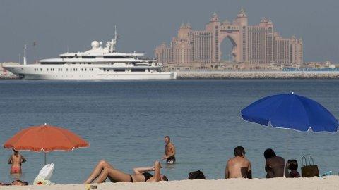 Jumeirah Beach, Dubai, Hotel Atlantis