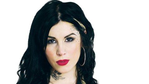Kat Von D har tatovert mang en kjendis, og nå var det altså Bjørn Opsahls tur.