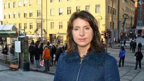 Jenny Klinge, justispolitisk talskvinne, Senterpartiet