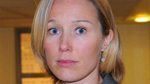 Karen Onsager/konserndirektør Kommunikasjon og samfunnsansvar i Hafslund.