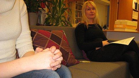 Advokat Silje Elisabeth Stenvaag, hallikdom, prostitusjon, menneskehandel.