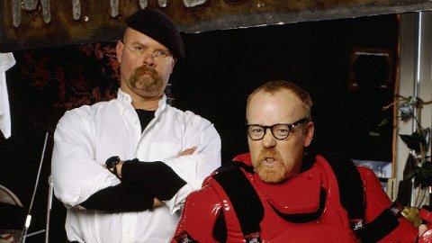 Jamie Hyneman og Adam Savage gjorde flere avgjørende feil da de skulle teste en skarpskyttermyte.