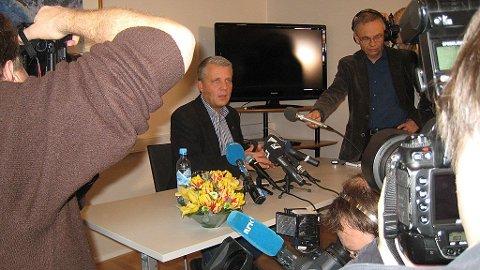 Dagfinn Høybråten, KrF.