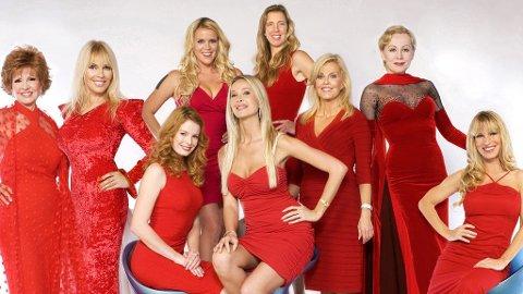 Ni norske kvinner som har slått seg ned i Hollywood, forteller om det uvanlige livet på TVNorge i «Ja, vi elsker Hollywood».