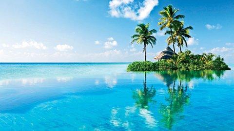 Maldivene er kåret til verdens mest romantiske feriedestinasjon, men er et sårbart paradis.