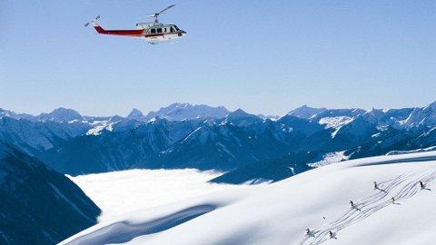 Heliskiing er den ultimate formen for skikjøring, og Canada har de absolutt beste forholdene.