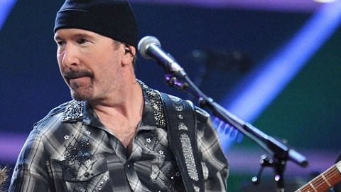 THE EDGE I U2 har satset mer på bart i det siste.