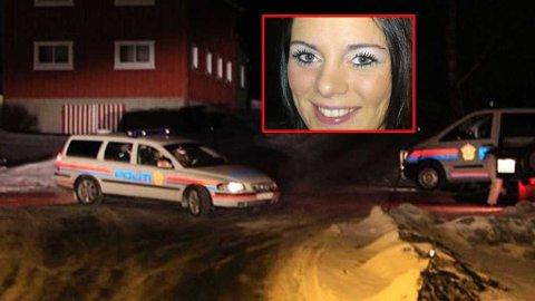 May Iren Otterbekk (19) ble vitne til den dramatiske episoden i Stjørdal i kveld på nært hold.