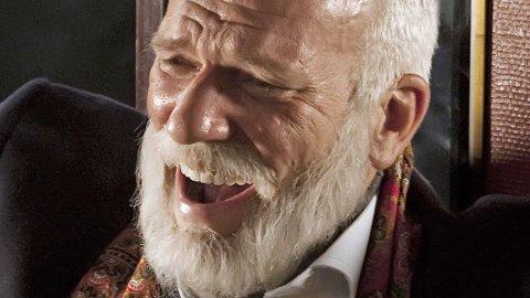 INGAR HELGE GIMLE har lagt mye jobb i rollen som Sven O. Høiby i «En helt vanlig dag på jobben».