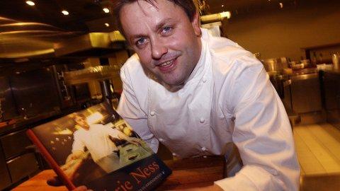 ÅPNER IGJEN: Den prisbelønte kokken Terje Ness åpner denne ukene restaurant og bar Oro i Oslo sentrum.