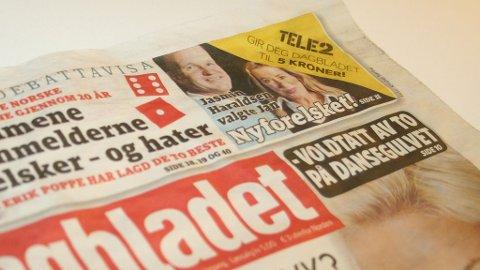 Forside 2 november 2009. Subsidiert av Tele 2