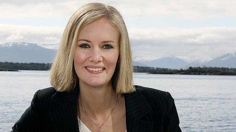 Inger Lise Hansen, nestleder i KrF.