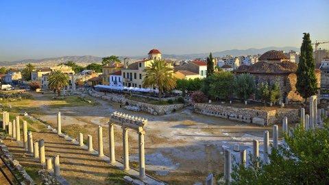 Athen har langt mer å by på enn sin største turistmagnet.