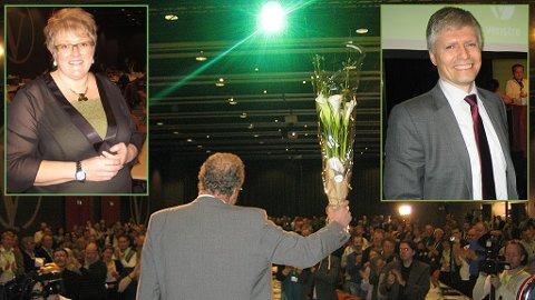 Lars Sponheim, Trine Skei Grande, Ola Elvestuen