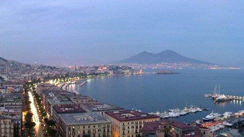 Napoli er en flott by, men er mest kjent som pizzaens hjemsted.
