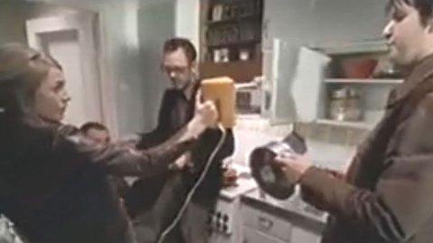 PÅ TOKT IGJEN: Trommisene fra Music for One Apartment and Six Drummers er på ferde igjen.