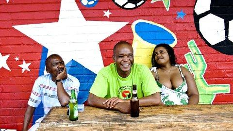 Sørafrikanerne er klare for fotball-VM