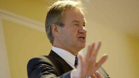 Bjørn Kjos - sjef for Norwegian Air Shuttle