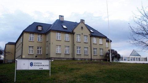 Statens Pensjonskasse