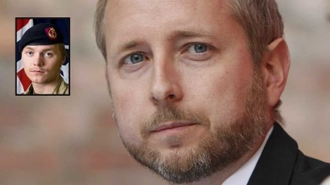 SVs nestleder Bård Vegar Solhjell mistet sin fetter, Andreas Eldjarn, i Afghanistan.