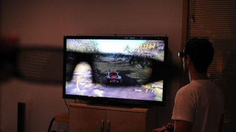 3D-spilling på PS3