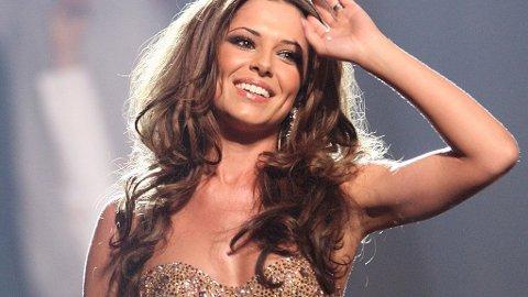 GÅR SOLO: Vakre Cheryl Cole satser som soloartist når Girls Aloud tar ett års pause.