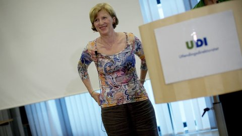 UDI-direktør Ida Børresen.