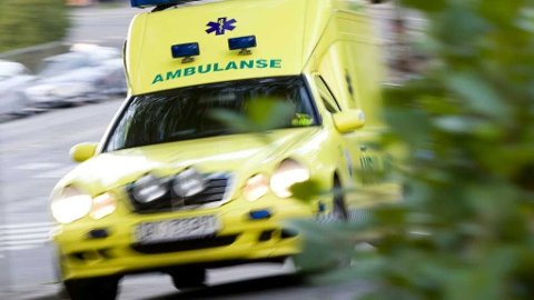 En person omkom etter en trafikkulykke på Romerike.
