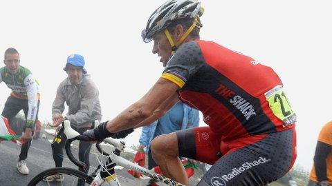 Til Tourmalet på 17. etappe.
