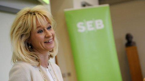 Annika Falkengren, SEB
