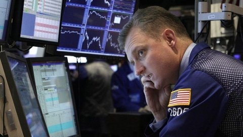 Wall Street, USA-børser