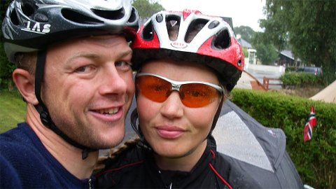 Lynvingen rapporterer sprekt fra sykkeltur på de britiske øyer.