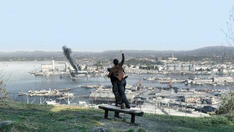 Gå gatelangs i Oslo og finn stedene der filmsuksessen Max Manus ble filmet.