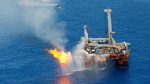 Deepwater Horizon - oljeutslipp i Mexicogulfen