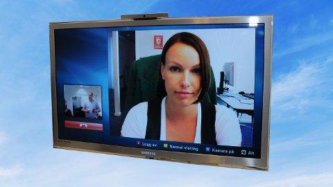 Skype på Samsung