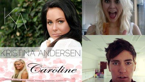 BLOGGERE: Kristina Andersen, Fotballfrue, Linnea og The Giant er noen av de største bloggerne i Norge.