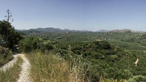 Du kommer mye nærmere det virkelige Kreta på sykkel.