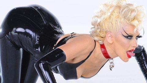 Christina Aguilera har blitt mer komfortabel med seg selv