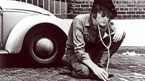 John Lennon ville fylt 72 år i desember i år.