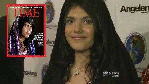 Aisha i Time Magazine