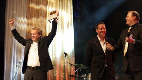 Sony Ericsson vant både årets kameramobil og årets musikkmobil på Gulltasten 2009.