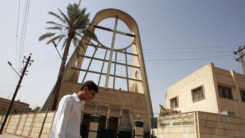 Gisseldrama i Bagdad